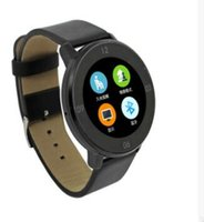 for Android spanish black belt - New smart watch new S366 round screen smart Bluetooth watch mobile phone multi function belt smart watch mobile phone heart rate Bluetooth