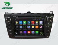 Wholesale mazda dvd android - Octa Core 2GB RAM Android 6.0 Car DVD GPS Navigation Multimedia Player Stereo for Mazda 6 2008 2009 2010 2011 2012 Radio Headunit Wifi Map