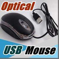 Wholesale Mice Scroll - 500pcs Free Shipping USB wireless Optical mouse , Cordless Scroll Computer PC Mice optical mouse B-SJ