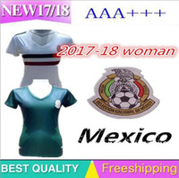 Wholesale Woman Copy - Rugby Copy 2017-18 Women Jersey America Jersey Mexico Culb rugby Shirt America AQUINO G.DOS SANTOS Woman Jerseys