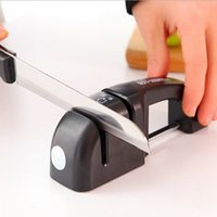 Wholesale Multi Sharpener - Knives Sharpeners Multi Function Sharpener Kitchen Supplies Suitable for All Kinds of Tool Knives Accessories Precision Direct