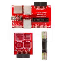 Wholesale Riff Jtag Box - Wholesale- JTAG ISP Adapter ALL IN 1 For RIFF EASY JTAG Z3X PRO JTAG MEDUSA EMMC E-MATE BOX ATF BOX