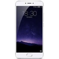 telemóvel cdma tv venda por atacado-Original Meizu MX6 Firmware Telefone Móvel MTK Helio X20 Deca Núcleo 3 GB / 4 GB de RAM 32 GB ROM Android 6.0 5.5 polegada 2.5D Vidro 12MP mTouch Celular