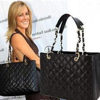 Wholesale Retro Classic Bag Handbag - Hot Sale New Women Classic Shoulder Bags Fashion Famous Brand Handbags Bag Designer Retro Tote Bags Drop Shipping
