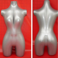 Wholesale Woman Mannequin Torso - Freeshipping! wholesale kreativ hobby,inflatable torso,Female models, Women display stand,pvc inflatable mannequin,upper body,M00356
