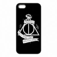 Wholesale Harry Potter Iphone 4s - Harry Potter Hogwarts Phone Covers Shells Hard Plastic Cases for iPhone 4 4S 5 5S SE 5C 6 6S 7 Plus ipod touch 4 5 6