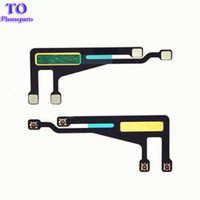 Wholesale iphone wifi antenna cable - Wifi Antenna Signal Cable With Cover Flex Cable Ribbon Replacement Part For iPhone 5G 5C 5S 6 plus 6s Plus
