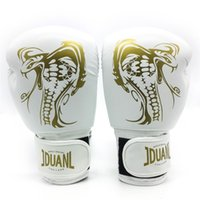 Wholesale High Gear Training - 10oz Dragon Boxing Gloves Muay Thai High Quality PU Fighting Wearable Breathable for Training Adults Protective Gear