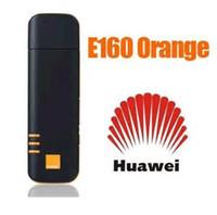 Wholesale unlock hsdpa usb modem resale online - Unlocked HUAWEI E160E E160 HSDPA G USB Modem