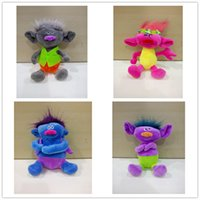 Wholesale Dreamworks Trolls Movie quot Plush Doll Set of Poppy Greatly Brent Crick
