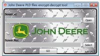Wholesale Unlocked Services - John Deere Service Advisor 4.2 Activator+ Prolongation tool+PLD files encrypt \ decrypt tool-Unlocked