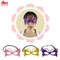Wholesale Mask Faces For Carnival - Butterfly 3masks(20*20)one set for kids birthday or Halloween Christmas gift outdoor parents-campaign Masks party Carnival cosplay