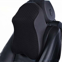 Wholesale Lumbar Support Cushion Pillow - New Car Neck Pillow Travel Headrest Support Memory Foam Multifunctional Neck Cushion & Lumbar Support Seat Cushions Z171208-1