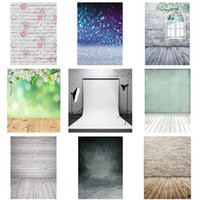 Wholesale 10 Styles X7ft Photography Newborn Baby Photo Studio Background Backdrop Stage Props
