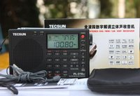 Wholesale Tecsun PL ET Full Band Radio Digital Demodulator FM AM SW LW Stereo Radio tecsun pl et DHL free