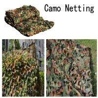 Caça Camping Camo Net Folhas de floresta Camuflagem Net Selva Folhas Camo Net For Military Car Shade Cloths Cover B112L