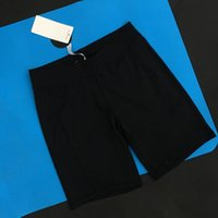 Wholesale Drawstring Top - Wholesale-Top Quality Casual Straight Shorts Men's Leisure Solid Shorts with Drawstring 2 Colors Available Size: S-XXL Free Shipping