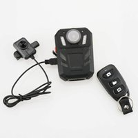 Wholesale Body Worn Camera WA7D mah Big Battery Degree Wide Angle Ambaralla A7 IR Night Vision Max G Cheap BWC with remote controller