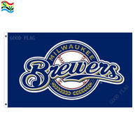GoodFlag Free Shipping brewers flag banner 3X5 FT 90*150CM Polyster Outdoor Flag