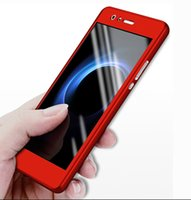 Wholesale Pro Mates - Hybrid 360 Degree Full Body Protection Cover Case With Tempered Glass For Huawei P9 P10 Plus Lite Mate 9 Mate9 Pro Honor 8 5X