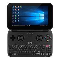 Wholesale X7 Tablet - Original Aluminium Shell GPD Win Gamepad Tablet PC Handheld Game Console X7 Z8750 Windows Bluetooth 4GB 64GB Gamepad Game Player
