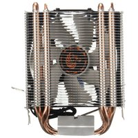 Wholesale Cpu Heat Sinks - Wholesale- 4 Heatpipe CPU Cooler Heat Sink for Intel LGA 1150 1151 1155 775 1156 (FOR AMD) New