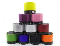 Wholesale Free Calls Computer - S10 Bluetooth Speaker Outdoor Handfree Mic Stereo Portable Speakers TF Card Call for iphone 6 plus Samsung note 4 Mp3 Player DHL EMS Free