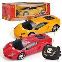 Wholesale Remote Control Two Channels - Children 's toy car two - way remote control car car model 3 C certification electric simulation car
