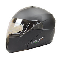 Wholesale Xxl Helmet Modular - Free shipping winter windproof modular BEON flip up motorcycle helmet with dual lens visor ECE approved M L XL size