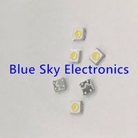 Wholesale Led For Lcd Backlight - Wholesale- 100PCS SAMSUNG LED Backlight High Power LED 1W 3537 3535 100LM Cool white LCD Backlight for TV TV Application SPBWH1332S1BVC1BIB
