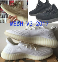 Mesh spring earth - Mesh V3 cream white earth tan green black v3 sneaker boost V2 size Kanye West Running Shoes