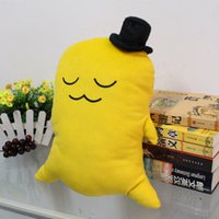 Wholesale Pillow Plush King - New 35cm cartoon cheese king Plush toys doll cute pillow for child's gift no33