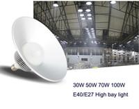 Wholesale e27 flood lights for sale - Group buy E40 E27 W W W W led flood light tunnel lights wall lamps Spot lights SMD5730 chip