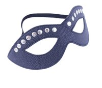 Wholesale Sexy Female Masks - visible female sexy eye mask for parties adult sex toys for women fetish games black pvc XLYPSM11