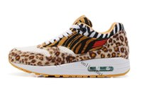 Wholesale Leopard Running Shoes - Hot Sale Women Lunar 1 Deluxe 87 Sports Shoes Fashion Leopard Retro Running Shoes Trainer Sneakers Size US5.5--8.5