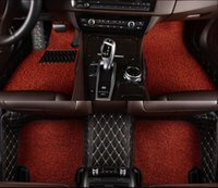 pajero evolution - car floor mat carpet for RENAULT MEGANE Laguna KOLEOS Scenic Twizy Zoe ZE DeZir Hummer H6 Lancer Evolution ASX Outlander Pajero L200 Lancer