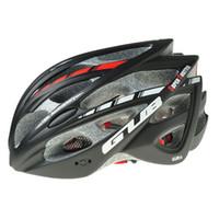 Wholesale Helmet Gub - GUB Cycling Helmet Professional Road Mountain DH MTB Bicycle Helmet Integrally In-mold Bike Helmet EPS+PC 54-62CM Casco Ciclismo