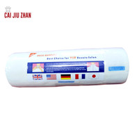 Wholesale Disposable Hairdressing - Barber   Salon Professional - High Quality Disposable Waterproof Neck Paper Rolls (5 x 100 Strips in Pack) for hairdressing products
