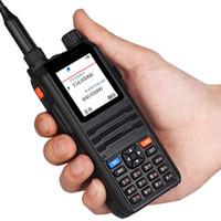 Wholesale Display 128 - Ham Radio Transceiver CP-2000 Dual Band VHF&UHF 136-174MHz&400-520MHz 128 channels Long Range Large Display Two Way Walkie Talkie