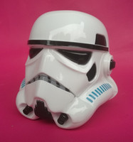 Wholesale Star Wars Watches - Star Wars Rogue One Storm Trooper Figure Avatar Collection Box Watch Box Desktop Decoration Storm Trooper Darth Vader The Black Knight