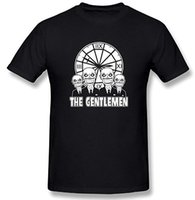 Wholesale Buffy Vampire Slayer - Men's The Gentlemen Buffy The Vampire Slayer T Shirt Black