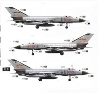 """Wholesale Diecast Model Aircraft - Trumpeter 1 72 Shenyang F-8II """"Finback""""-B Fighter Aircraft Model for Collection Diecast Airplane Model Collections Gifts toys"""