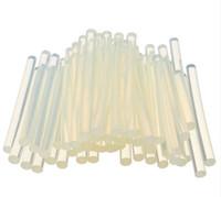 горячая кожаная палочка оптовых-Горячего расплава клея палку для металла пластиковые деревянные ткани электроники кожа домашнего офиса школьные принадлежности 7mmx100mm