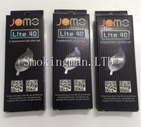 Wholesale Lite Replacement - JOMO Lite 40 Subtank Coil 0.5ohm Replacement Jomotech eCig Head Coils for Jomo Lite 40W Kit Vape Box Mod In Stock