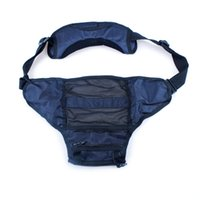 Wholesale Toddler Hip Seat Carrier - Infant Baby Hip Seat Her Carrier For Toddler Belt Sling Anti-skid cushion Carry Ways Carrier Sling
