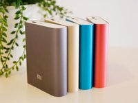 Wholesale Display Shells - A-8 Hot Sales Multicolor Sparking Rechargerable Power Bank 8800mAh Capacity Display Aluminum Alloy Shell Intelligent One USB