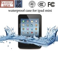 Wholesale Ipad Case Packaging - NEW Original Redpepper Waterproof Case For ipad mini 123 Water Shock Dirt Snow Proof under water Hybrid Heavy Duty cover with retail package