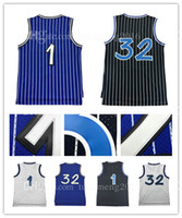 Men sportswear jerseys - 1 Tracy McGrady Penny Hardaway Basketball Jersey Men s Adult Shaquille O Neal Sportswear Jerseys Throwback Mesh ALL HAVE Name and numbe