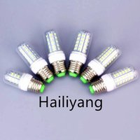 E27 220V 110V Led Lampen 24 36 48 56 72Leds Licht Neueste Driver Chip 5730 Corn Birne Focos Led de Bombillas Spot Light