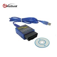 Usb OBD2 Schnittstelle Can-Bus Scanner ELM 327 OBD II Unterstützt Android / IOS / PC System OBD2 Diagnosewerkzeug